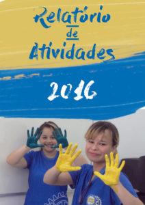 Relatório 2016