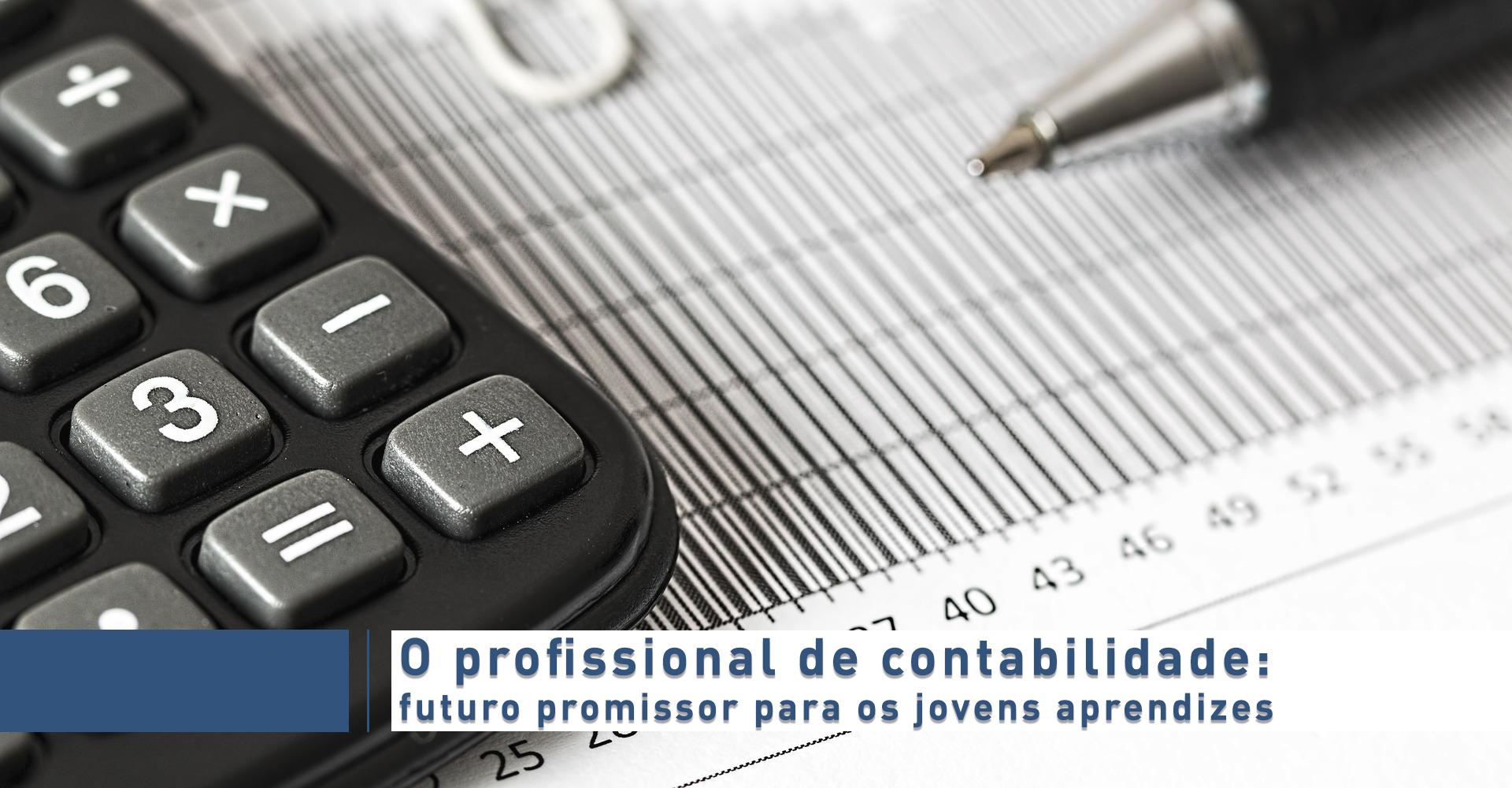 Read more about the article O profissional de contabilidade: futuro promissor para os jovens aprendizes