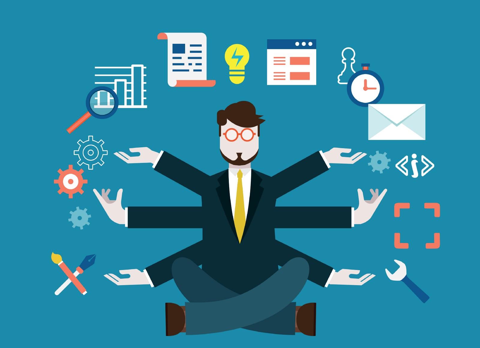 As 6 armadilhas da produtividade