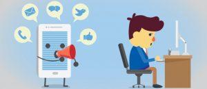 Read more about the article Redes sociais no trabalho: produtividade ou distração?